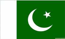 PAKISTAN - 8 X 5 FLAG